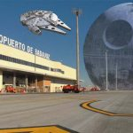 Star wars aeropuerto de talavera