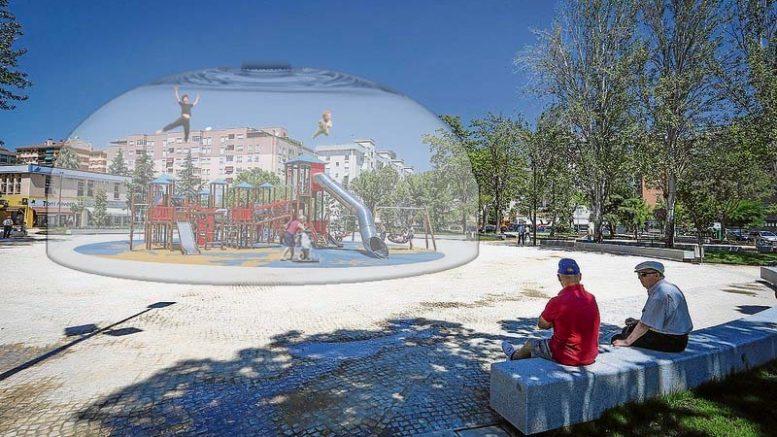 parque plaza americas sin gravedad